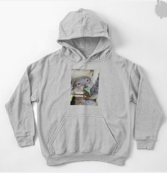 Australia koala hoodies