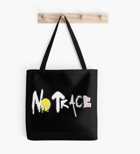 without a trace tote