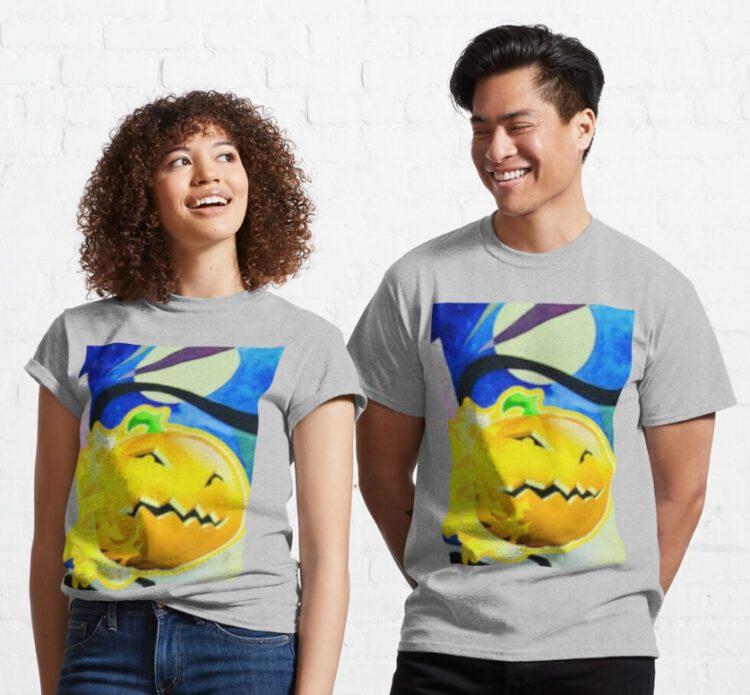 pumpkin bomb Halloween t shirts