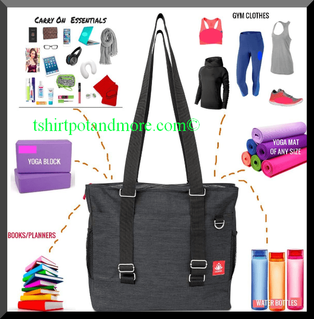 Yoga Must Haves Gym Essentials For Her Gym Bag Checklist