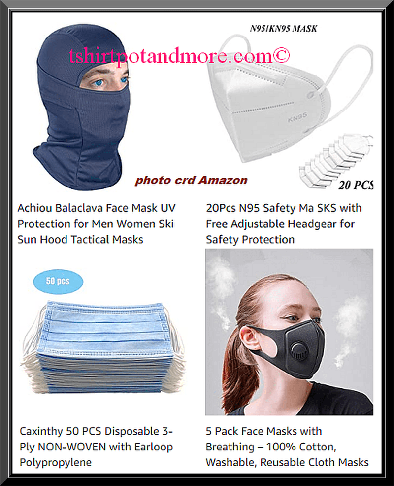 """amzn.to/2y6FYP9 : amazon masks for viruses 