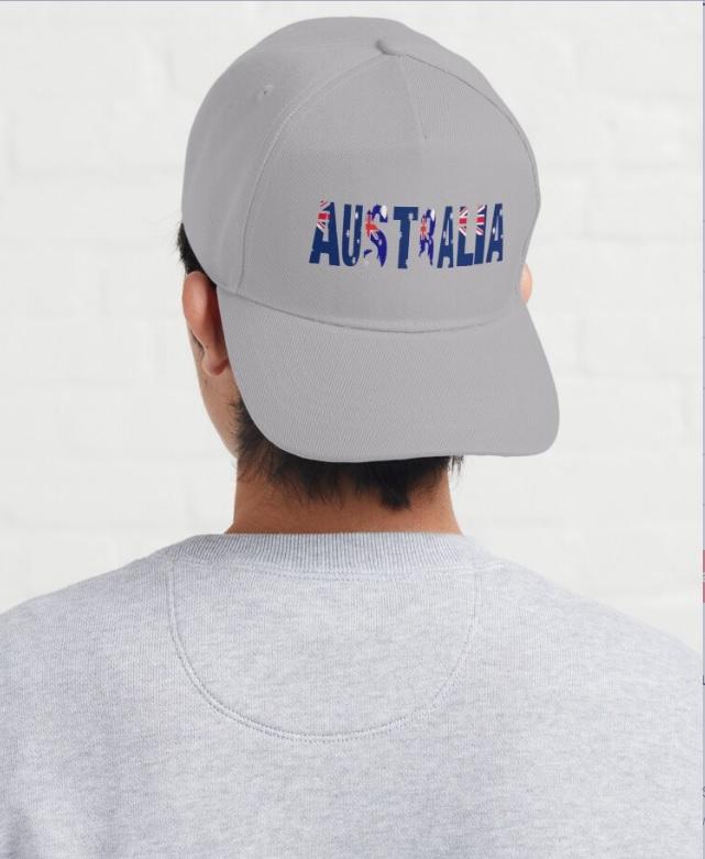 land down under cap