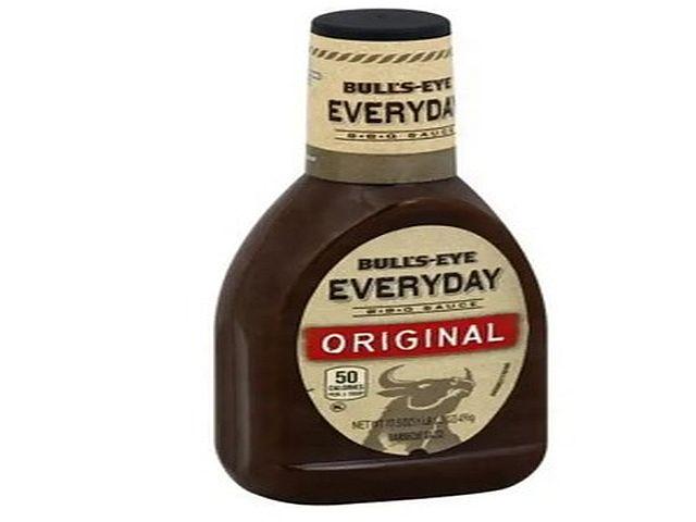 Everyday bulls eye bbq sauce
