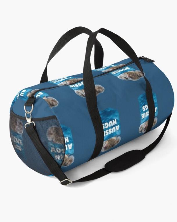 Aussie duffel bag